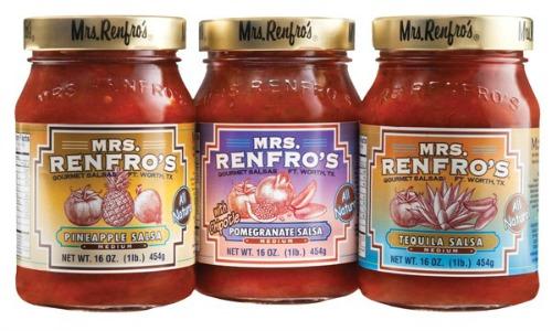 Mrs. Renfro's Salsas
