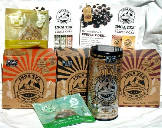 Natural and Delicious Inca Tea