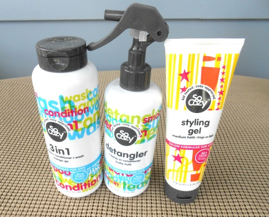 Professional Hair Care Products for Kids by SoCozy