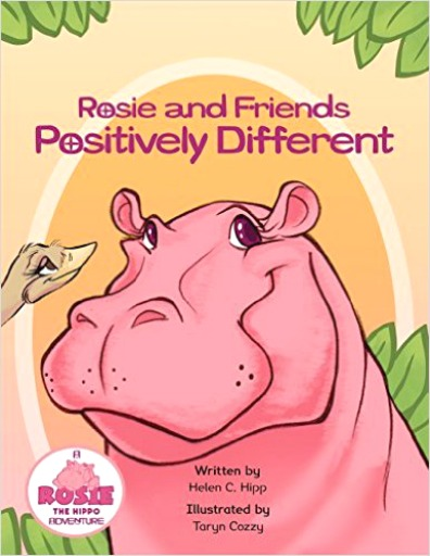 Rosie and Friends Positively Different Children's Book