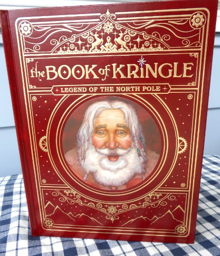 The Book of Kringle - Legend of the North Pole Children's Book