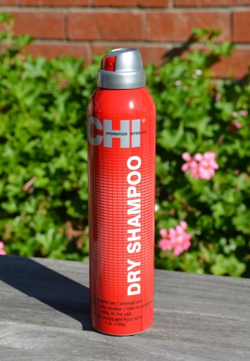 Freshen Up Your Hair with CHI Dry Shampoo