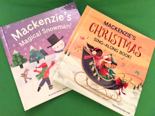 Personalized Children's Books by I SEE ME