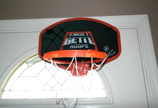 Dwayne Wade's Get It Hoops Basketball Game