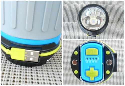 Dorcy USB Powerbank Lantern