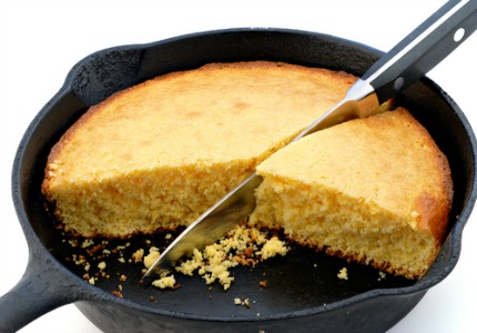 Gluten Free Holiday Corn Bread Recipe