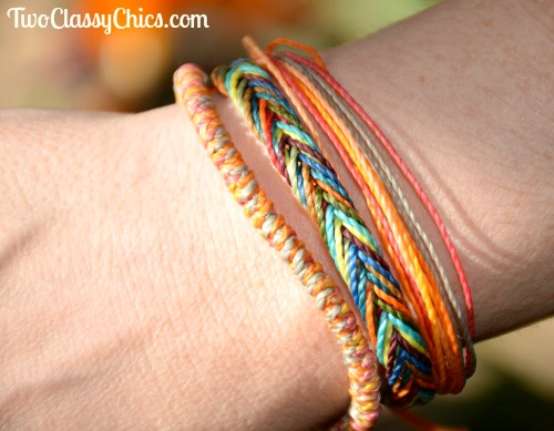 Handcrafted KarmaViva Boho Chic Bracelets