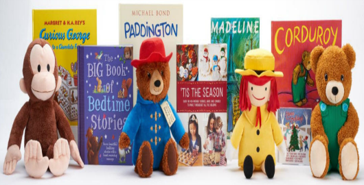 Kohl's Cares 2016 Holiday Books & Plush Friends