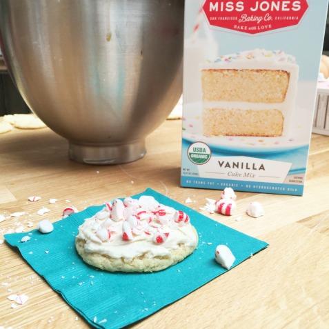 Miss Jones Baking Co. Peppermint Cookies
