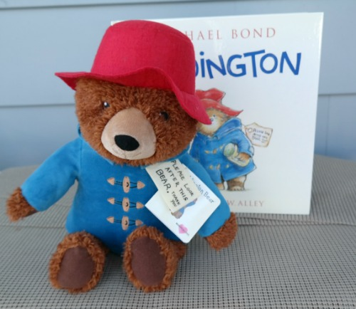 Paddington Bear and Book from Kohl's Cares Collection