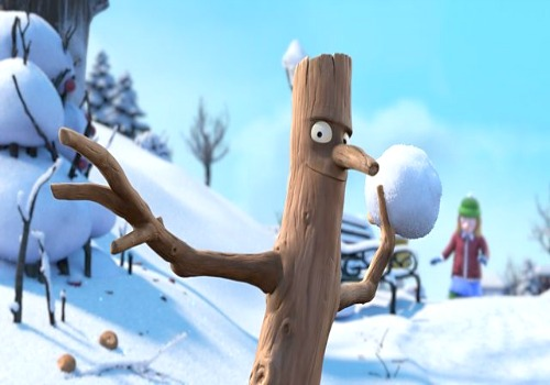 Holiday Movie - Stick Man