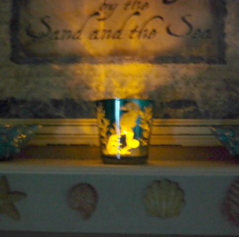 Sunlighte Flameless Flickering Tea Lights