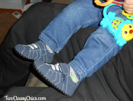 Little Boy's Shoes from Pediped