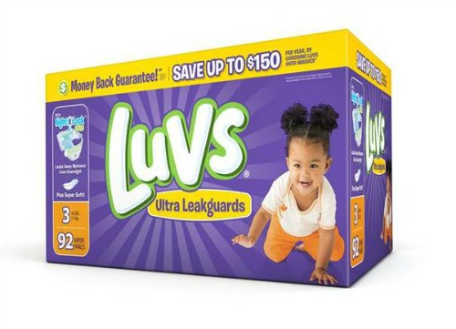 Save BIG on Luvs Diapers with Money-Saving Coupons!