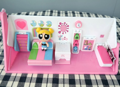 Cartoon Network Powerpuff Girl's Playset