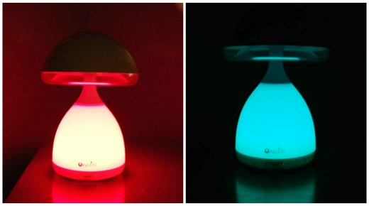 OxyLED Touch Control LED Color-Changing Night Light