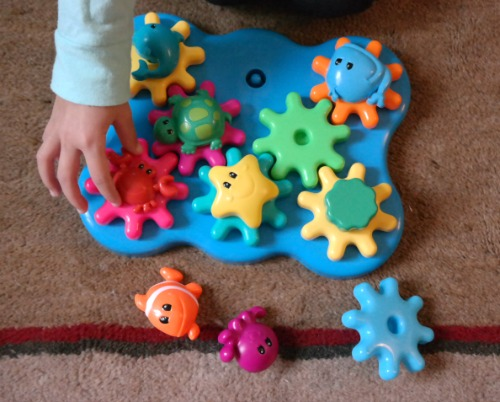 Ocean Wonders Build & Spin by Learning Resources