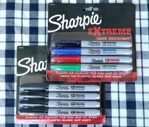 Sharpie Extreme Permanent Markers