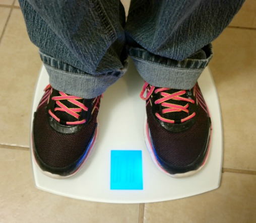 Monitoring Your Weight with a Digital Bathroom Scale