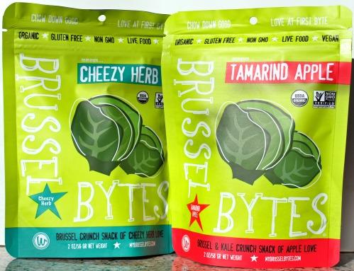 Brussel Bytes: A Healthy, Crunchy Snack