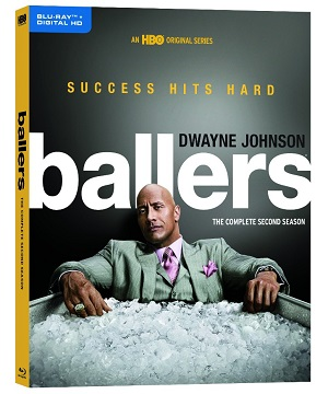 Ballers: The Complete Second Season on DVD with Giveaway