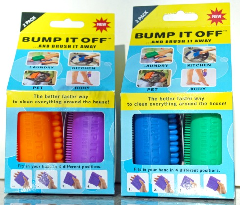 Bump It Off - A Silicone Wonder for Household Use