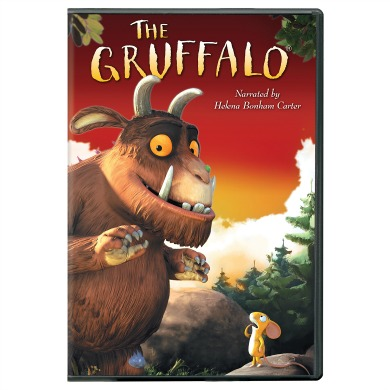 The Gruffalo and The Gruffalo's Child DVDs + Giveaway