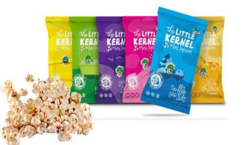 The Little Kernel Popcorn Snacks