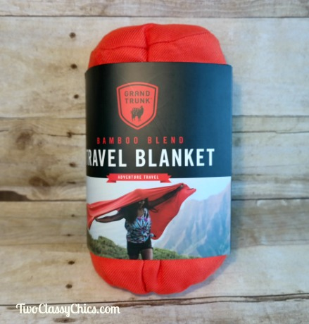 The Footie Travel Blanket by Grand Trunk