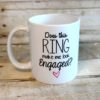 Bridal Engagement Gift - Bride-to-Be Coffee Mug