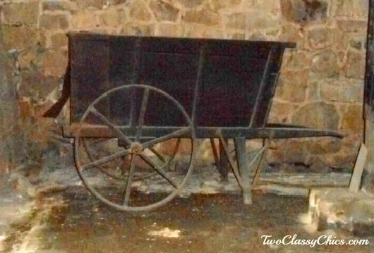 Historic Cornwall Iron Furnace in Pennsylvania