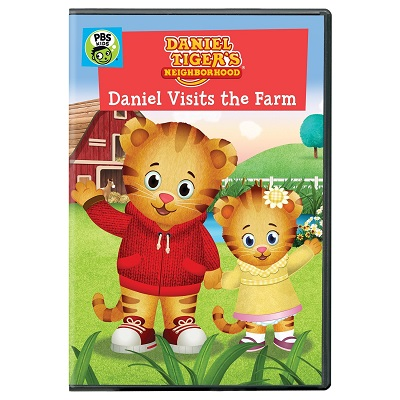 "Daniel Tiger's Neighborhood: ""DANIEL VISITS THE FARM,"" DVD"
