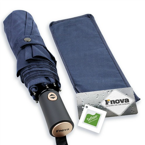 Fnova 45 inch Automatic Travel Umbrella