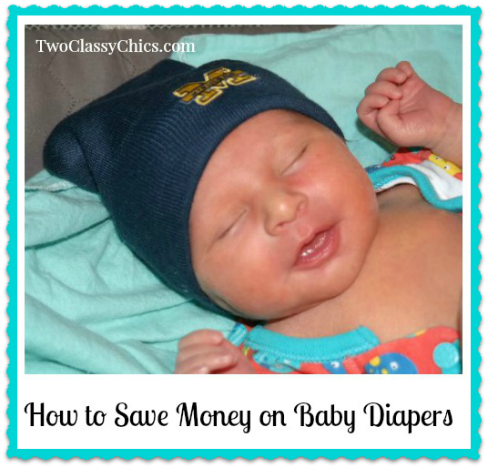 7 Tips on How to Save Money on Baby Diapers