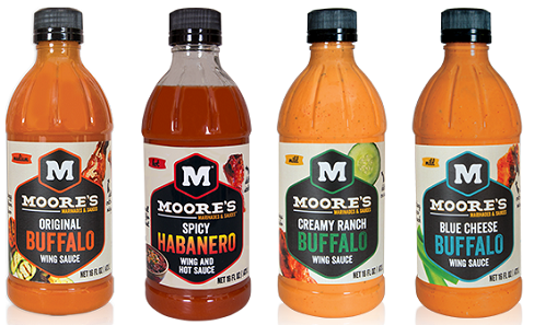 Moore's Marinades and Sauces
