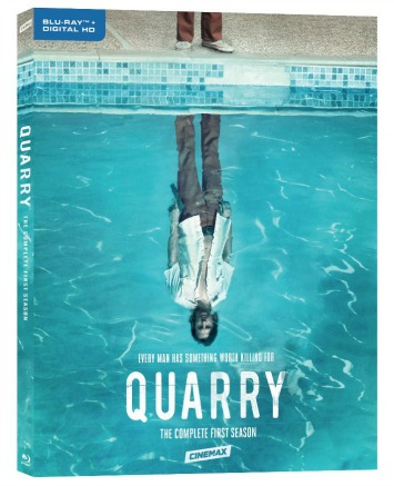 Quarry – The Complete First Season on DVD