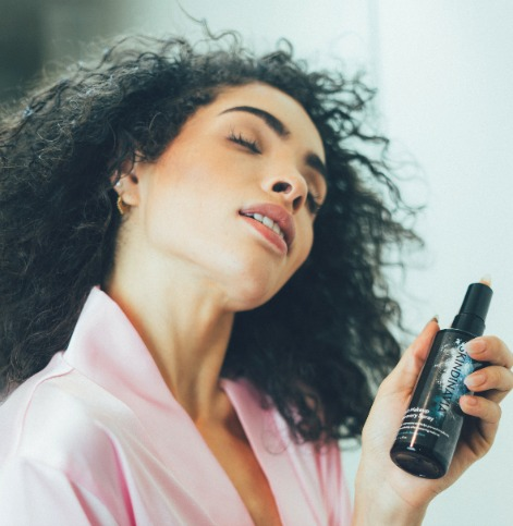 Must-Have New Beauty Product: Post-Makeup Recovery Spray