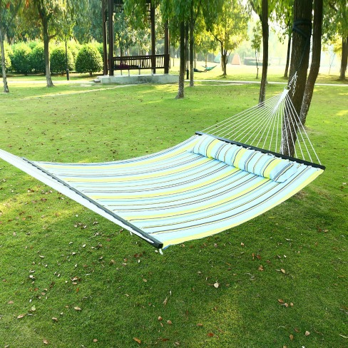 Relax and Unwind in the Sportneer Double Hammock