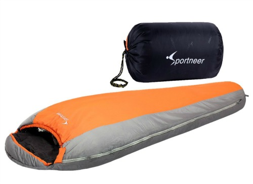 The Sportneer Ultralight Sleeping Bag