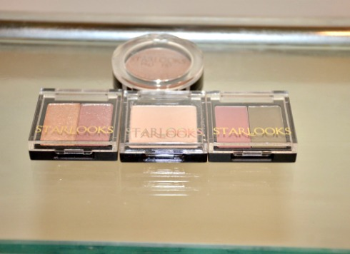 StarLooks Cosmetics Single Shadow Compacts