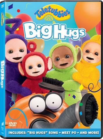 TELETUBBIES: Big Hugs Children's DVD