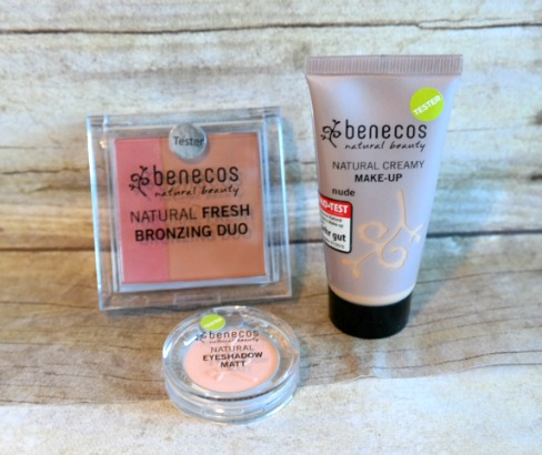 Get Ready for Spring with Natural Makeup from Benecos