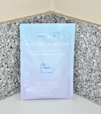 Camille Beckman's Full Relaxation – Mind and Body Bath Soak