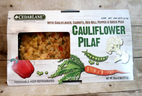 Cauliflower Pilaf by CedarLane