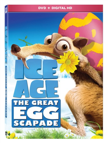 Ice Age: The Great Egg-Scapade DVD