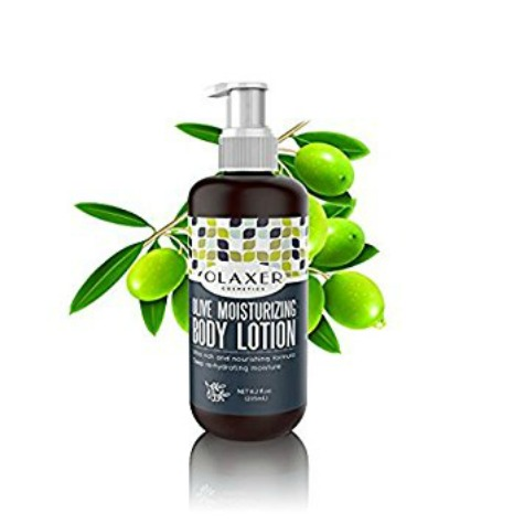Rich and Indulgent Olive Moisturizing Body Lotion