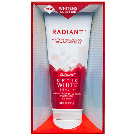 Colgate Optic White Radiant Toothpaste