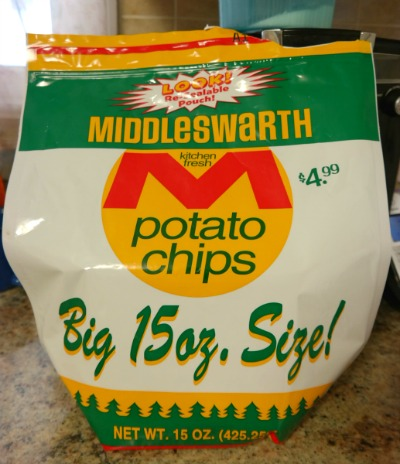 VENT: The Potato Chip Thief
