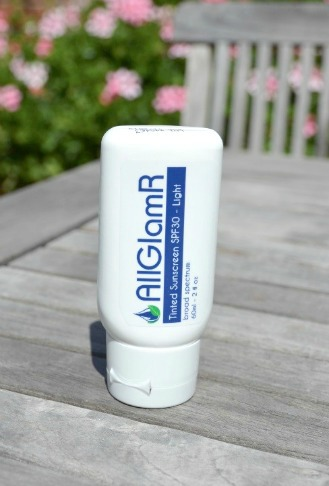 AllGlamR Tinted Sunscreen with SPF 30