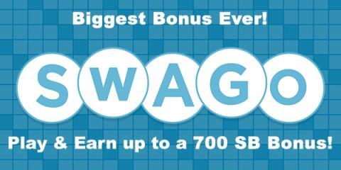 Earn an Extra Bonus During April SWAGO on Swagbucks